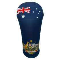 BeeJos: Golf Head Cover - Australian Flag