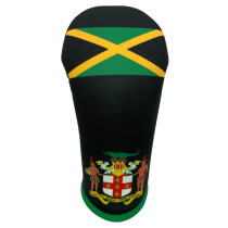 BeeJos: Golf Head Cover - Flag of Jamaica
