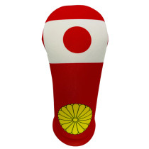 BeeJos: Golf Head Cover - Flag of Japan