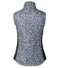 Daily Sports: Women's Vendela Quilted Vest - Navy (Size: Medium) SALE
