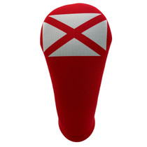 BeeJos: Golf Head Cover - Alabama State Flag