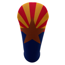 BeeJos: Golf Head Cover - Arizona State Flag