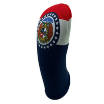BeeJos: Golf Head Cover - Missouri State Flag