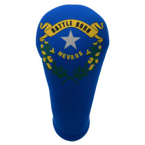 BeeJos: Golf Head Cover - Nevada State Flag