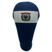 BeeJos: Golf Head Cover - West Virginia State Flag