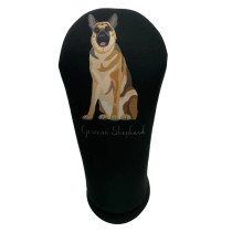 BeeJos: Golf Head Cover - German Shepherd