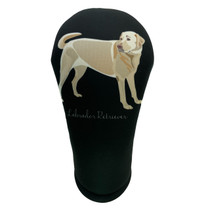 BeeJos: Golf Head Cover - Labrador Retriever