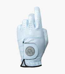 Asher Golf: Mens Premium Golf Glove -  Ice