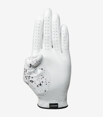 Asher Golf: Mens Premium Golf Glove -  Peppered