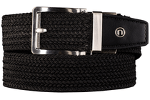Nexbelt: Men's Braided Belt - Black 2.0