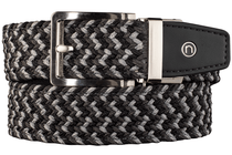 Nexbelt: Men's Braided Belt - Charcoal 2.0
