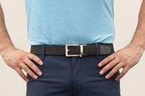 Nexbelt: Men's Braided Belt - Grey 2.0