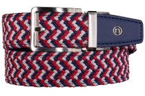 Nexbelt: Men's Braided Belt - Liberty