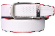 Nexbelt: Men's Anthem Belt - White