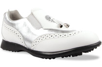 Sandbaggers: Women's Golf Shoes - Madison II Silver