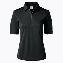 Daily Sports: Women's Macy Half Sleeve Polo - Navy
