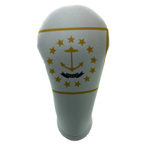 BeeJos: Golf Head Cover - Rhode Island State Flag (Driver) SALE