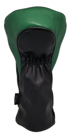 Shamrocks All-Over Embroidered Driver Headcover by ReadyGOLF