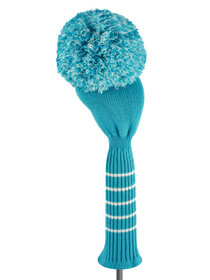 Just 4 Golf: Driver Headcover - Turquoise