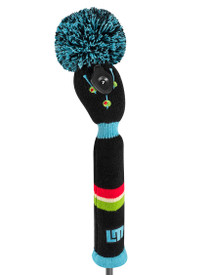 Just 4 Golf: Loudmouth Hybrid Headcover - Tee Many Martoonies