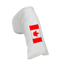 Sunfish: Blade Putter Covers - Canadian Flag