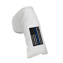 Sunfish: Blade Putter Covers - Thin Blue Line Flag