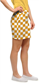 Loudmouth Golf Womens Skort - Rocky Top - (Size 6)