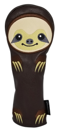 ReadyGolf: Embroidered Animal Hybrid Headcover - Sloth