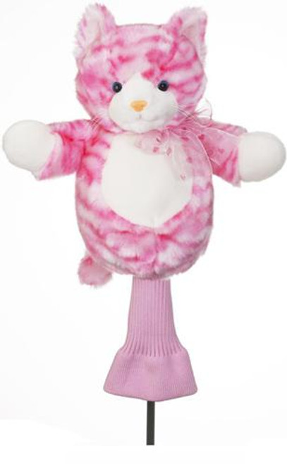 Creative Covers: Candy the Cat Headcover