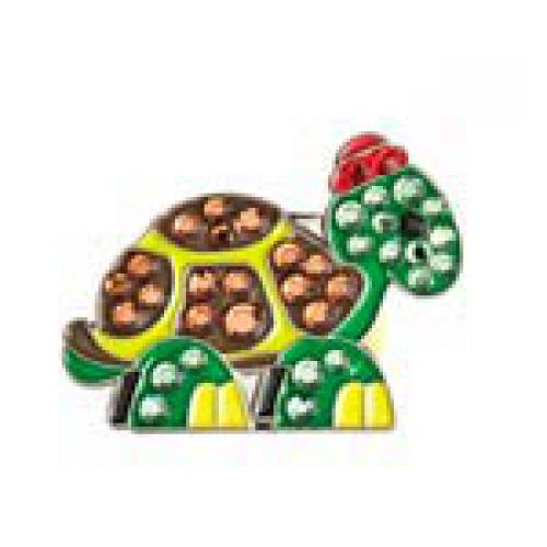 Bonjoc Ball Marker & Hat Clip - TURTLE