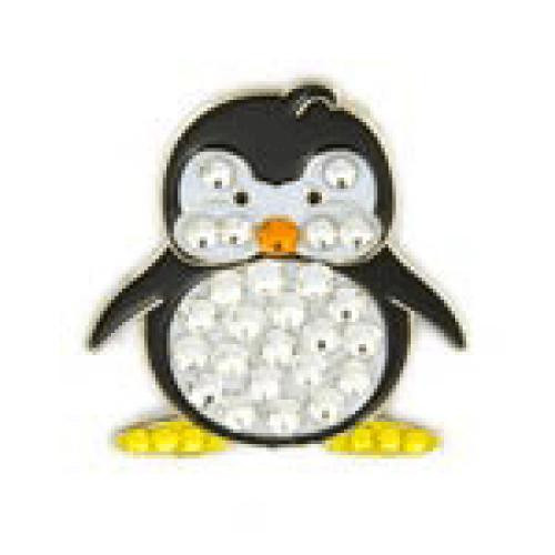 Bonjoc: Ball Marker & Hat Clip - Penguin