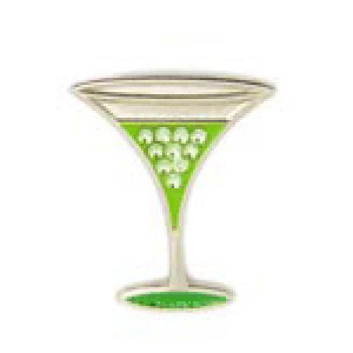 Bonjoc Ball Marker & Hat Clip - APPLETINI