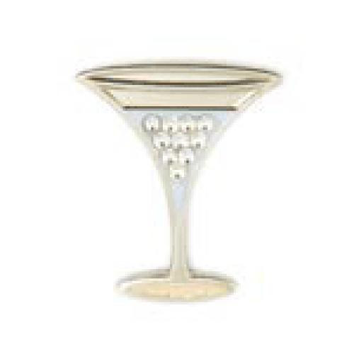 Bonjoc: Ball Marker & Hat Clip - Martini