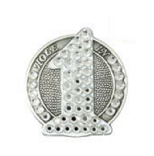 Bonjoc Ball Marker & Hat Clip - HOLE IN ONE