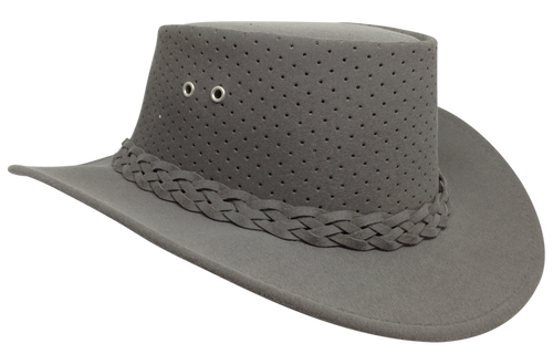 b6ca020b1ac Outback Bushie Perforated Shade Hat by Aussie Chiller