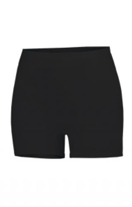 Tail Activewear: Baseline Pull-on Performance Shorties: Navy - SALE