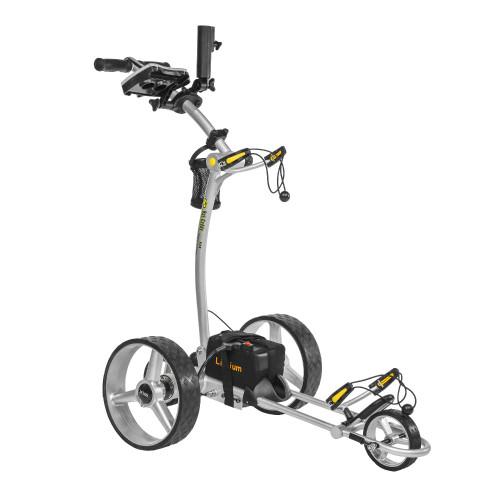 Bat-Caddy: 2021 Remote Control Electric Golf Caddy - X4R **PRE-ORDERS ESTIMATED TO BEGIN SHIPPING ON 06/14/2021