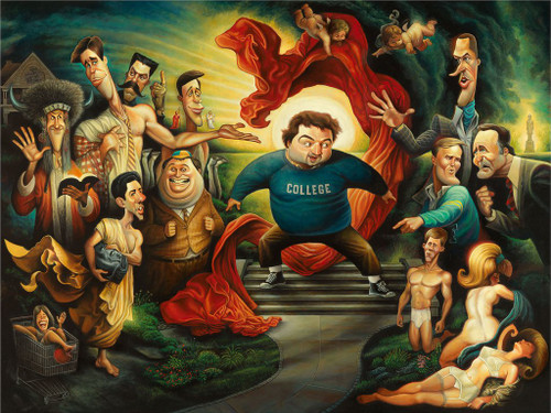 David O'Keefe: Tribute to The Animal House