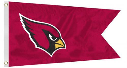 Bag Boy: NFL Pennant 12' x 18' Golf Cart Flag - Arizona Cardinals