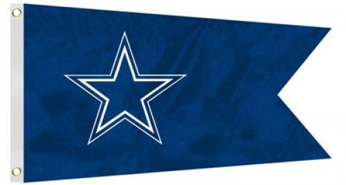 Bag Boy: NFL Pennant 12' x 18' Golf Cart Flag - Dallas Cowboys
