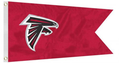 Bag Boy: NFL Pennant 12' x 18' Golf Cart Flag - Atlanta Falcons