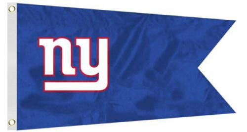 Bag Boy: NFL Pennant 12' x 18' Golf Cart Flag - New York Giants