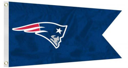 Bag Boy: NFL Pennant 12' x 18' Golf Cart Flag - New England Patriots