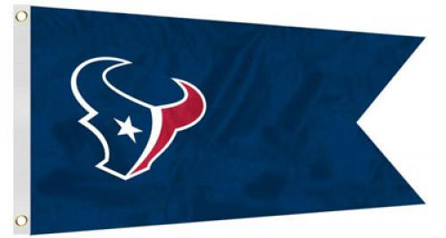 Bag Boy: NFL Pennant 12' x 18' Golf Cart Flag - Houston Texans