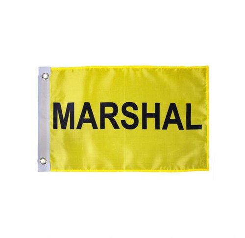 Bag Boy: Golf Cart Flag 12' x 18' - Marshall