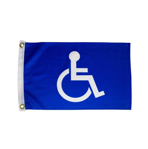 Bag Boy: Golf Cart Flag 12' x 18' - Handicap