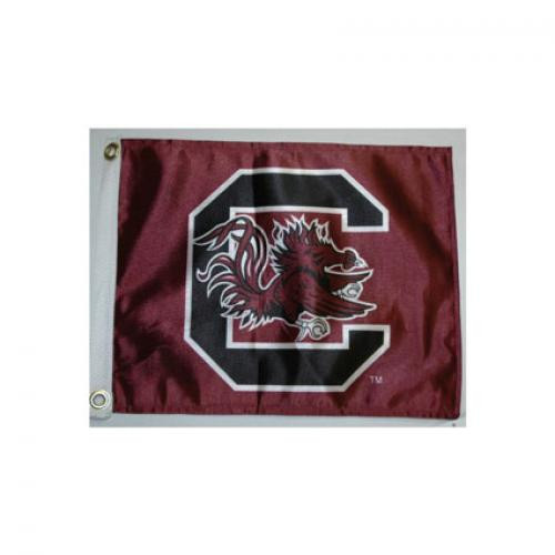 Bag Boy: Collegiate 11' x 14' Golf Cart Flag - South Carolina Gamecocks