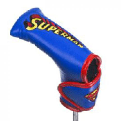 Superman Putter Cover - Blade