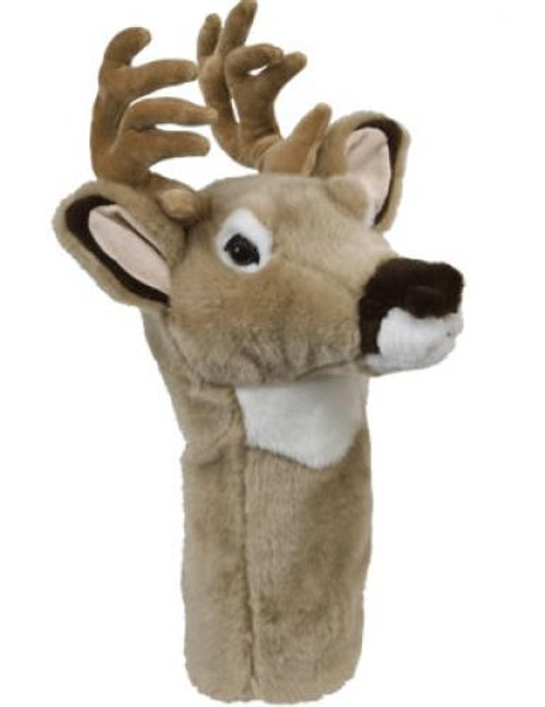 Daphne's HeadCovers: Deer Golf Club Cover