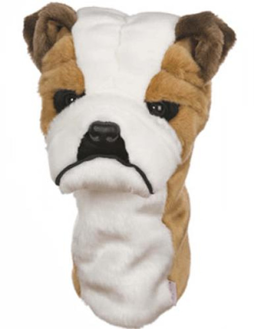 Daphne's HeadCovers: Bulldog Golf Club Cover